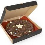 Pizza de chocolate para los frikis más golosos