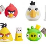 Pendrives de Angry Birds