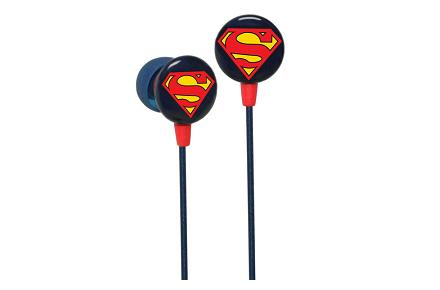 Auriculares Superman Logo
