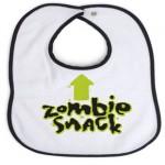 Babero Zombie Snack