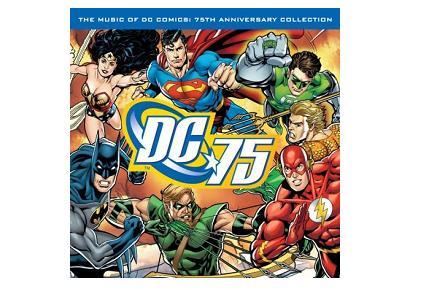 Disco de Música DC Comics