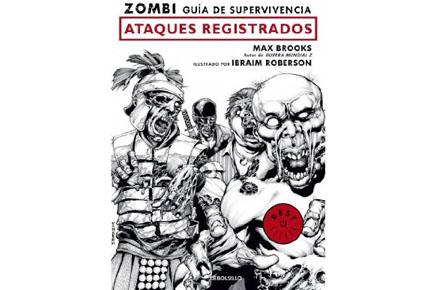 Guía de supervivencia Zombi Ataques Registrados, Max Brooks