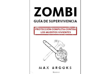 Guía de supervivencia zombi, Max Brooks