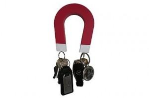 Imán clásico para colgar las llaves