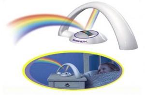 Proyector de arco iris