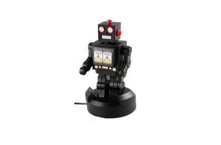 Robot USB bailarín
