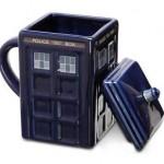 Taza TARDIS de Dr. Who