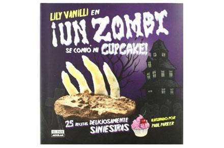 Un zombi se comió mi Cupcake, Lily Vanilli