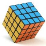 Cubo de Rubik 4x4x4, para frikis entrenados