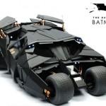 Batmovil a escala, ¡el coche más friki!