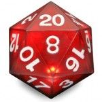 "D20 ""Total Critical Hit!"""