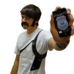 "Funda ""Agente Secreto"" para llevar tu Smartphone"