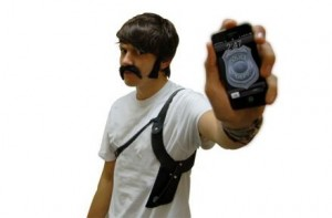 "Funda ""Agente Secreto"" para iPhone"
