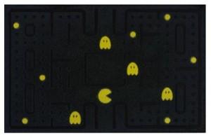 Felpudo de Pacman