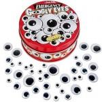Ojos adhesivos de emergencia