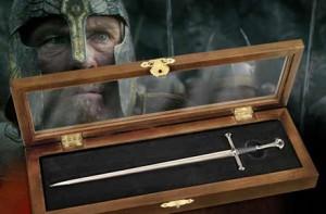 Abrecartas espada Narsil, Señor de los Anillos