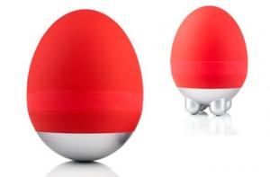 Huevo masajeador caliente