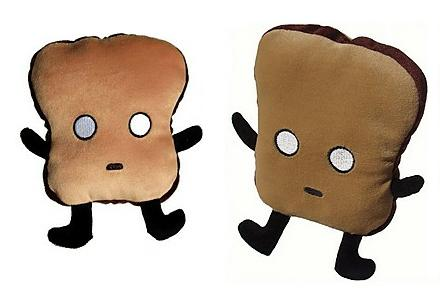 Muñeco Mr. Toast