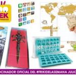 Nuevo #FrikiDeLaSemana en Julio con otros 4 regalos para sortear cortesía de iBooGeek