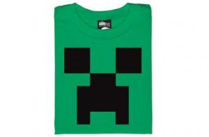 Minecraft Creeper Camiseta