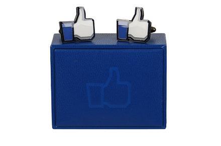 Gemelos 'Me gusta' de Facebook