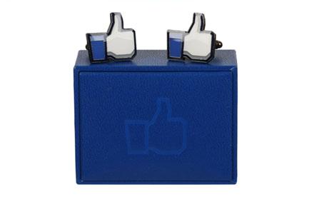 """Gemelos """"Me Gusta"""" de Facebook"""