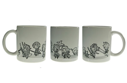 Taza Theatrhythm Final Fantasy