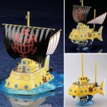 Submarino de Trafalgar Law [One Piece]