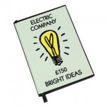 "Cuaderno Monopoly ""Ideas Brillantes"""