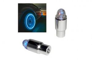 Luz LED para neumáticos y ruedas