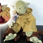 Mochila Yoda de Star Wars