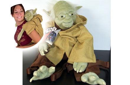 Mochila Yoda