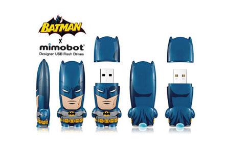 Pendrive Batman de Mimobot