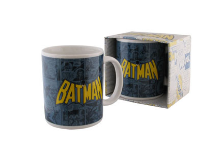 Taza Retro de Batman