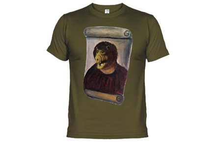Camiseta Ecce Homo Alf
