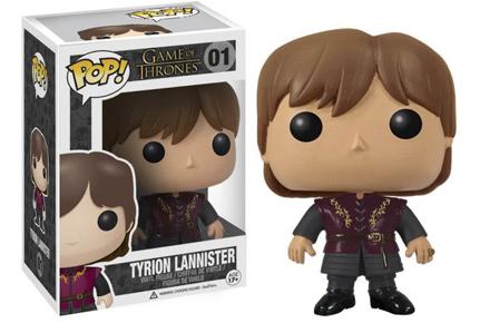 Muñecos Juego de Tronos Tyrion Lannister