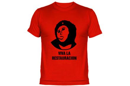 Camiseta Ecce Homo Che Guevara