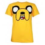 Camiseta Jake de Hora de Aventuras