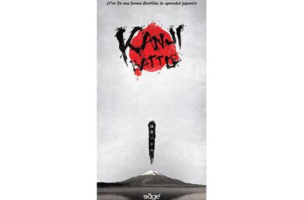 Juego de Cartas Kanji Battle