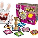 Juego de mesa Jungle Speed Rabbids, el juego más ¡¡Bwwwaaahhhh!!