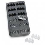 Moldes para cubitos de hielo de Batman, ¡el murciélago más frio!