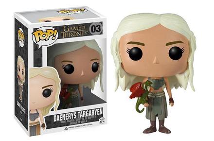 Muñeco Juego de Tronos Daenerys Targaryen