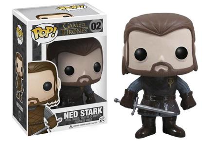 Muñecos Juego de Tronos de Ned Stark