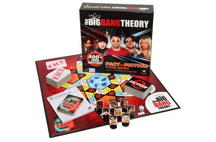 Juego de mesa The Big Bang Theory Trivial