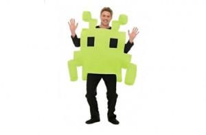 Disfraz de Space Invader