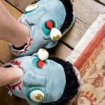 Zapatillas zombies, ¡las más terroríficas!