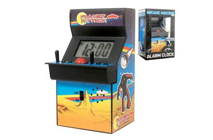 Despertador Arcade