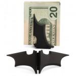 Clip para billetes de Batman, ¡la forma más friki de llevar tu dinero!