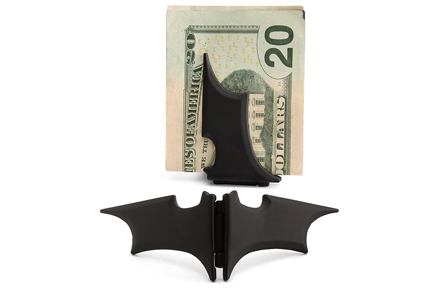 Clip para billetes de Batman