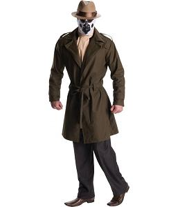 Disfraces frikis para Halloween 2012: Disfraz de Rorschach, Watchmen